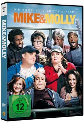 Mike & Molly - Season 3 - Warner 1000483678 - (DVDS / Sammlungen)
