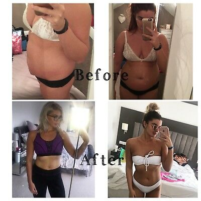 90 VLCD LA Slim Diet Shakes Meal Replacement Protein Powder Weight Loss Pills