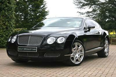 Bentley Continental 6.0 Gt Auto With Mulliner Driving Spec