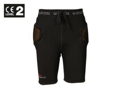Forcefield Pro Shorts X-V 2 Extra Large XL Motorcycle Body Armour