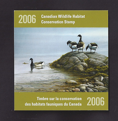 Canada     FWH 22    $8.50     GRANT GOOSE      2006    New 2006 Issue