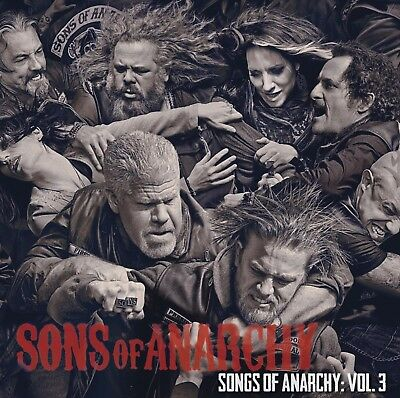 Sons Of Anarchy (Television Soundtrack) - Songs Of Anarchy: Vol.3 Cd New+