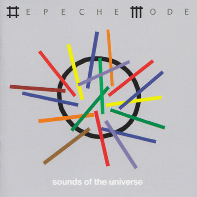 Depeche Mode - Sounds of the Universe (2013)  CD  NEW  SPEEDYPOST
