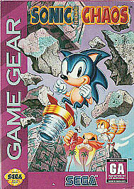 Sonic Chaos (Sega Game Gear, 1993)