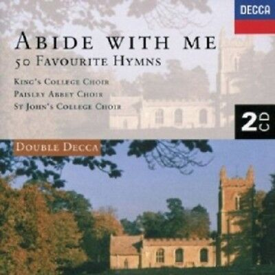 Cambridge Choir Of King's College - Abide With Me-Hymns  2 Cd  50 Tracks New+