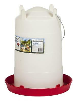 Farm Tuff 5 Gallon Easy Fill Poultry Fountain