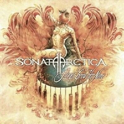 Sonata Arctica - Stones Grow Her Name  Cd Limited Edition Digipack New+