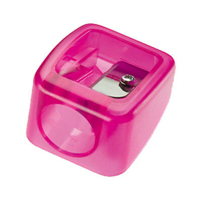 Mobius + Ruppert Plastic Extra Large Hole Pencil Sharpener, Random Color