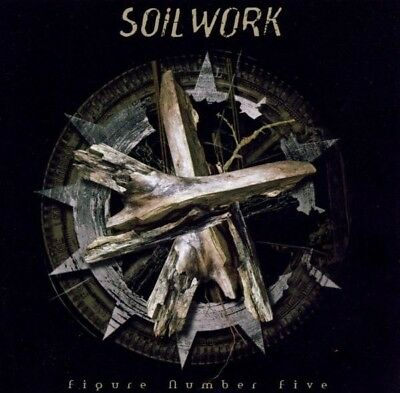 "Soilwork ""figure No 5 "" Cd New+"