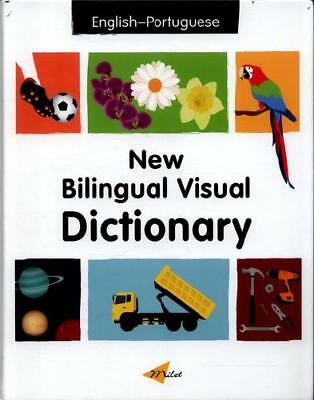 New Bilingual Visual Dictionary. English-Portuguese by Sedat Turhan, Anna Mar...