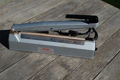 Packer Impulse plastic bag sealer 300mm / 30cm