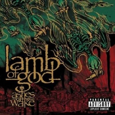 Lamb Of God - Ashes Of The Wake  Cd 11 Tracks Heavy Metal New+