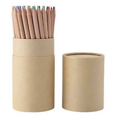 Moma Muji 60 Colored Pencils In Tube (ships from USA)