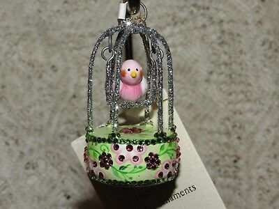 Patricia Breen Jeweled Spring Song in Pink Floral