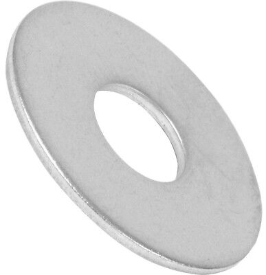 1mm Stainless Steel Custom Cut Washer/Spacer - Any OD up to 75mm - Any ID