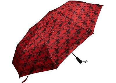 "SUPREME /SHEDRAIN World Famous Umbrella RED 54"" Box Logo BOGO 100% BRAND NEW"