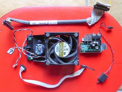 DELL  OPTIPLEX SFF FRONT FAN ASSEMBLY WITH SPEAKER and front I/O board + Cables