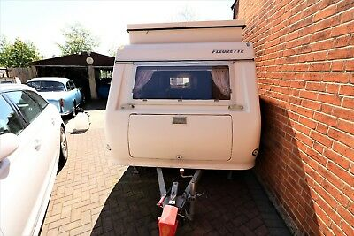 Fleurette Tamaris 37TST Pop Top Caravan