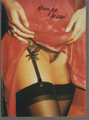 Playboy April 2003 * Playmate ANNIKA KRUM * sign. Bild # 2