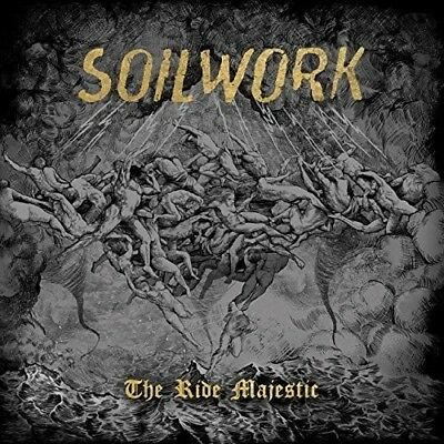 Soilwork - The Ride Majestic Cd New+