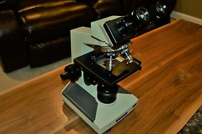 Olympus CH-2 series microscope Upgraded with Zeiss optics And Koehler accessorie