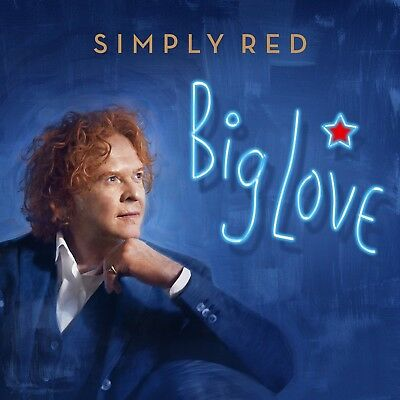 Simply Red - Big Love  Cd New+