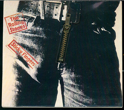 The Rolling Stones - Sticky Fingers CD Limited Edition