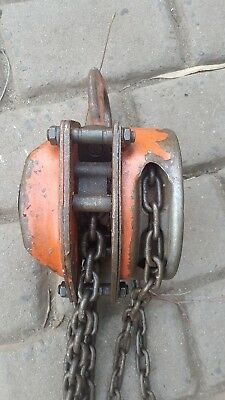 1 ton chain block