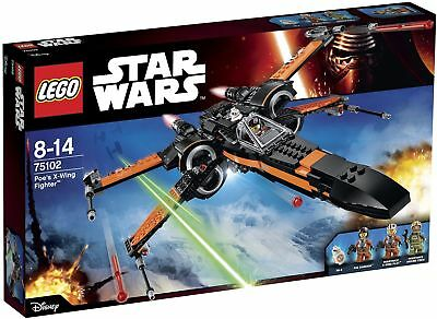 LEGO 75102 Star Wars - Poe's X-Wing Fighter [NEW]