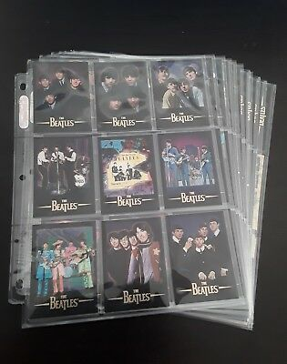 The Beatles Trading Cards Set (100) Sports Time Excellent!