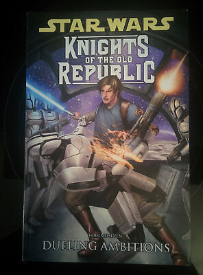 STAR WARS - Knights Of The Old Republic Vol 7 - Duelling Ambitions