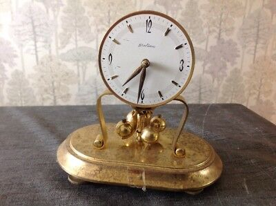 BENTIMA 400 DAY ANNIVERSARY CLOCK For Restoration 170x150mm