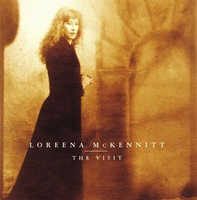 Loreena Mckennitt 'the Visit' Cd 9 Tracks New+ !!!