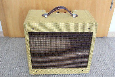 Captain Amp Chassis 8 Ohm 5F1 Fender Tweed Champ Style Mercury Trafos