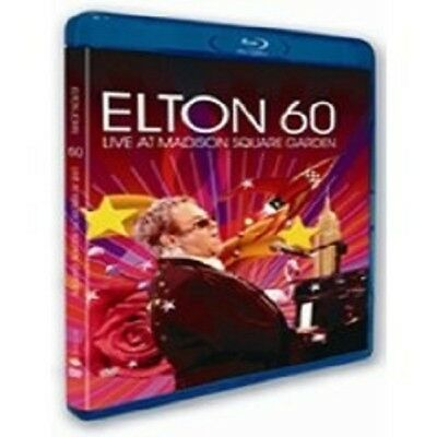 "Elton John ""Elton 60 Live From Madison..."" Blu Ray New+"
