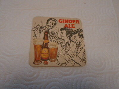 Sous-Bock  :  Ginder  Ale