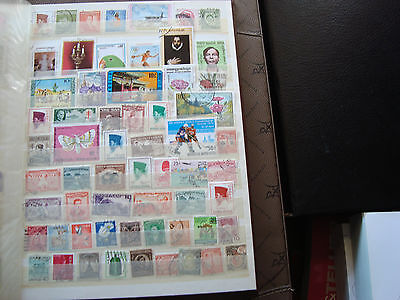 ASIE - 60 stamps canceled (all state) stamp