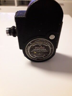 Filmo Sportster Double Run Eight Bell &Howell Company