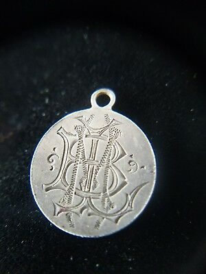 1882 Seated Liberty Dime LOVE TOKEN High Grade - NICE HAND ENGRAVING.