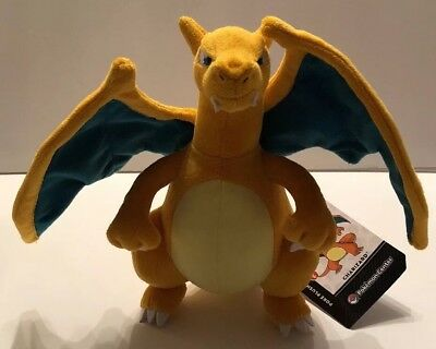 Pokemon Center Charizard Poké Plush (Large Size) - 10""