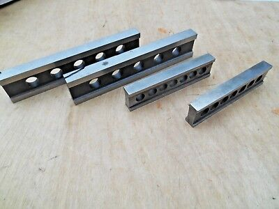 Machinist Parallels , 2 Pairs