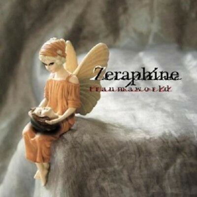 Zeraphine 'traumaworld' Cd New+!