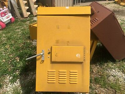 Traffic Signal Stop Light Cabinets Controller Control Boxes
