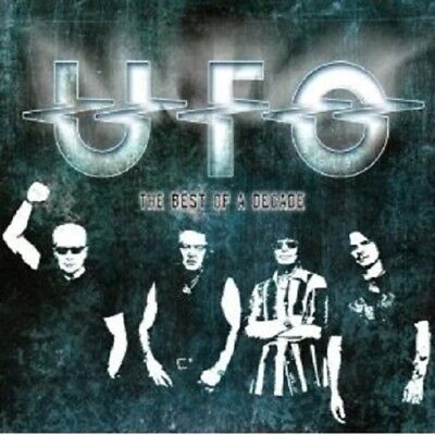 """Ufo """"The Best Of A Decade"""" Cd 16 Tracks New+"""