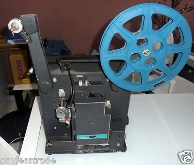 Vintage Bell & Howell Film Movie Projector