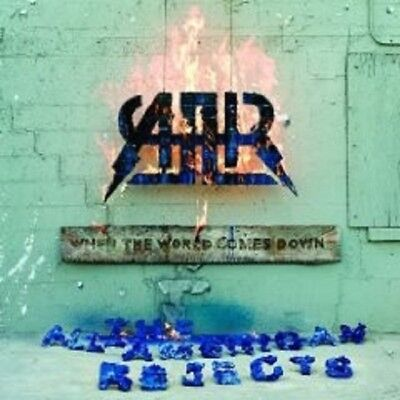 """The All American Rejects """"when The World Comes Down"""" Cd"""