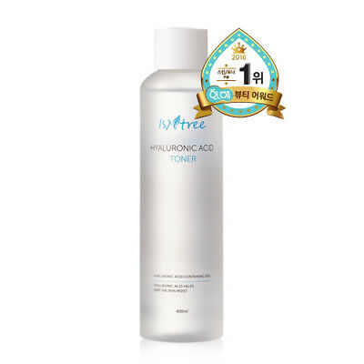 [ISNTREE] Hyaluronic Acid Toner 200ml Top Selling Kbeauty Product IsNtree
