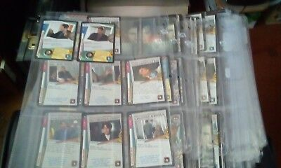 Over 300 Different  X-Files CCG TCG Version 2 The Truth Is Out There cards