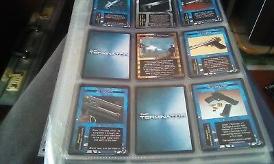 Complete Precedence The Terminator CCG TCG Set Missing 3 Cards