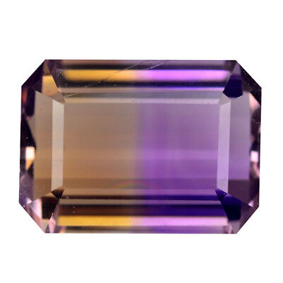 11.38Ct TOP MOST EXTREME SPARKLING ! BEAUTIFUL TOP RICH FIRE AAA BEST AMETRINE